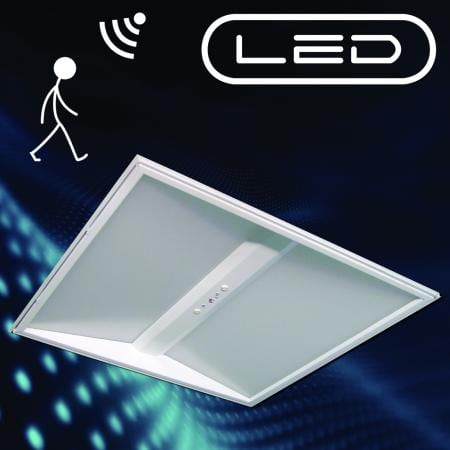 Motion Sensor Controlled Lighting