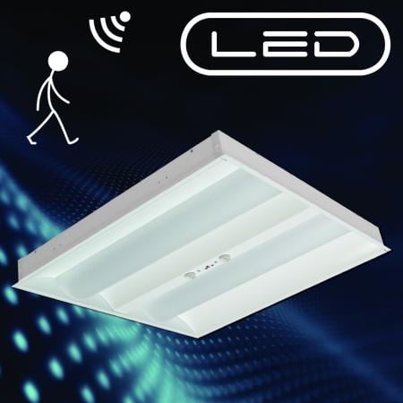 Motion Sensor Controlled Lighting