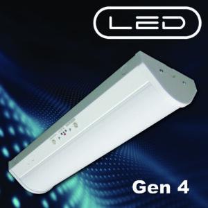 Bi-level LED Stairwell Light